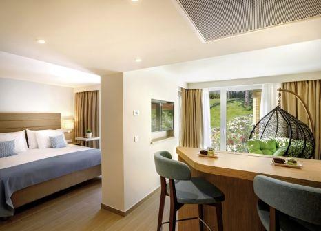 Hotelzimmer mit Yoga im Valamar Girandella - Family Hotel