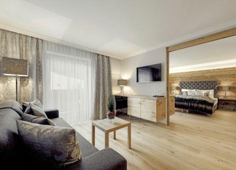 Hotelzimmer mit Minigolf im Montanara