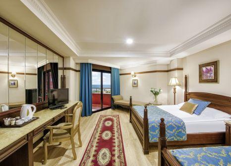 Hotelzimmer mit Volleyball im Delphin Palace