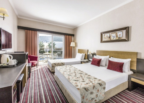Hotelzimmer mit Volleyball im Aqua Fantasy Resort