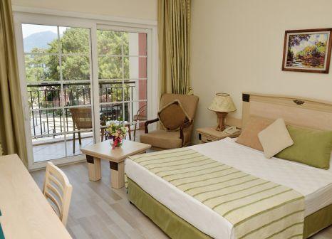 Hotelzimmer mit Volleyball im Club Turban