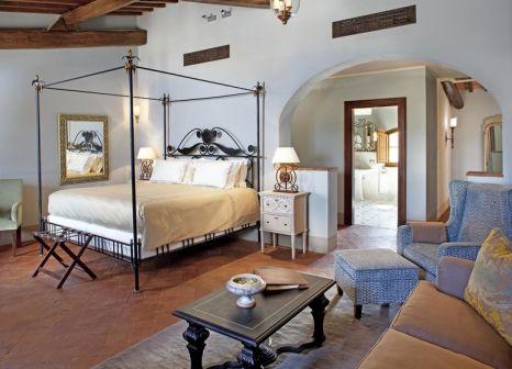 Hotelzimmer mit Golf im Castello di Casole