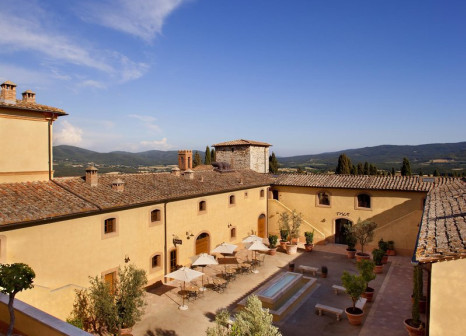 Hotel Castello di Casole in Toskana - Bild von DERTOUR