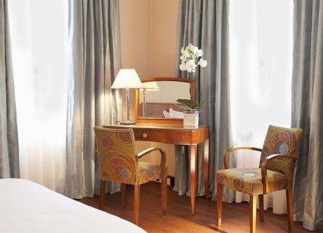 Hotelzimmer mit Surfen im Le Continental Brest