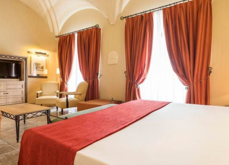 Hotelzimmer mit Fitness im Hotel ILUNION Mérida Palace