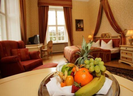 Hotelzimmer mit Kindermenues im Schloss Groß Plasten