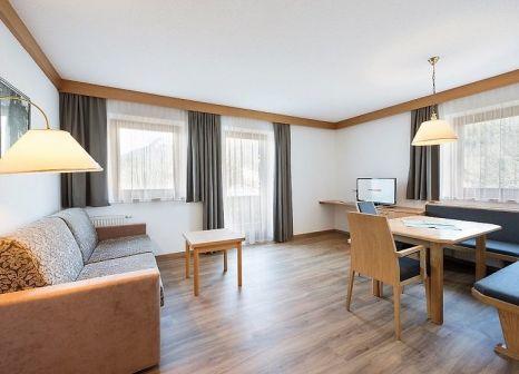 Hotelzimmer mit Tischtennis im Waldhof