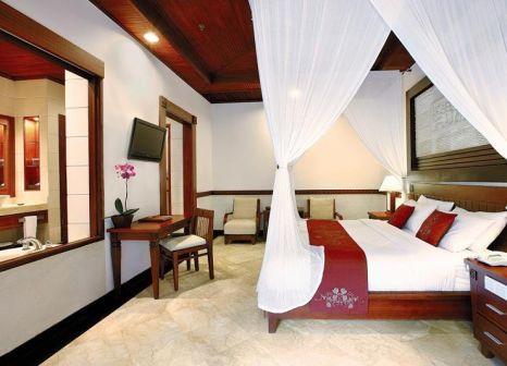 Hotelzimmer mit Volleyball im Bali Tropic