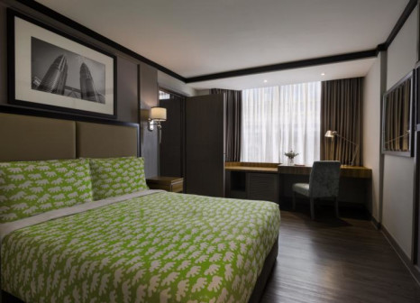 Hotelzimmer mit Kinderbetreuung im Meliá Kuala Lumpur
