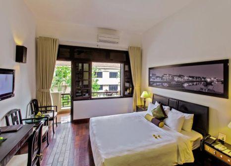 Hotelzimmer mit Fitness im Hoi An Historic Hotel