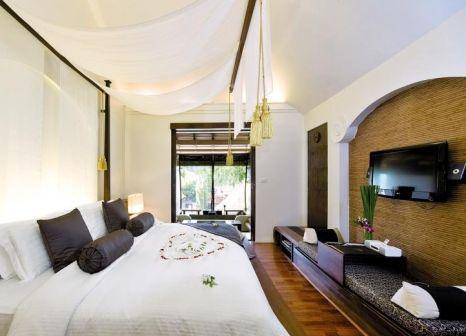 Hotelzimmer mit Volleyball im Pavilion Samui Villas & Resort