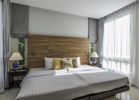 Hotelzimmer mit Fitness im Kantary Beach Khao Lak