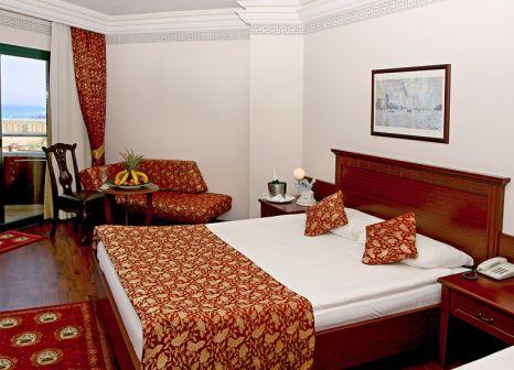 Hotelzimmer mit Volleyball im Delphin Deluxe