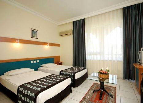 Hotelzimmer mit Volleyball im Aslan City Hotel