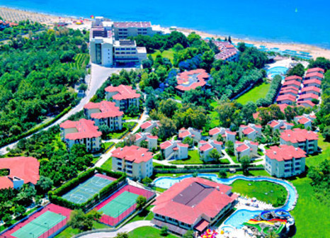 Hotel Melas Holiday Village günstig bei weg.de buchen - Bild von LMX International