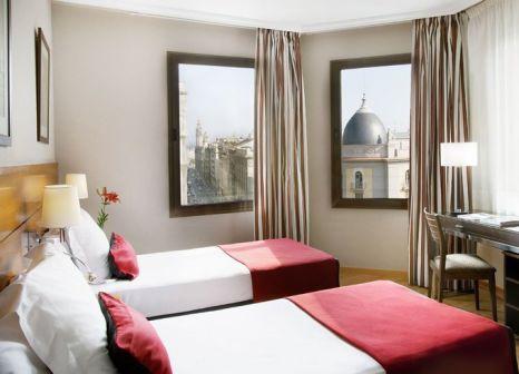Hotelzimmer mit Animationsprogramm im H10 Montcada