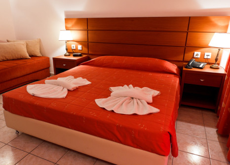 Hotelzimmer mit Fitness im Gaia Village