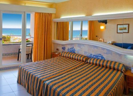 Hotelzimmer mit Volleyball im Playasol Aquapark & Spa Hotel
