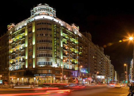 Hotel Emperador günstig bei weg.de buchen - Bild von LMX International
