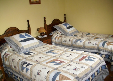 Hotelzimmer mit Fitness im Casas Rurales Morrocatana