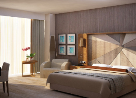 Hotelzimmer mit Volleyball im Nirvana Lagoon Luxury
