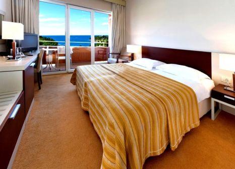 Hotelzimmer mit Minigolf im Hotel Albatros Plava Laguna