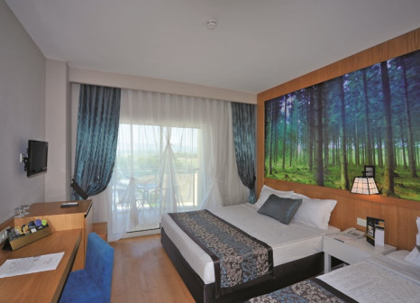 Hotelzimmer mit Volleyball im LRS Lake & River Side Hotel & Spa