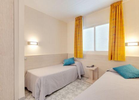 Hotelzimmer mit Mountainbike im Palm Garden Apartamentos