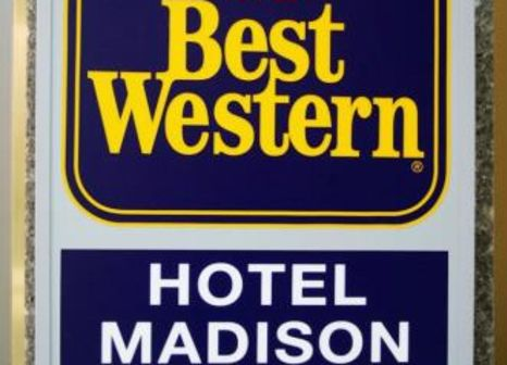 Best Western Hotel Madison günstig bei weg.de buchen - Bild von LMX International