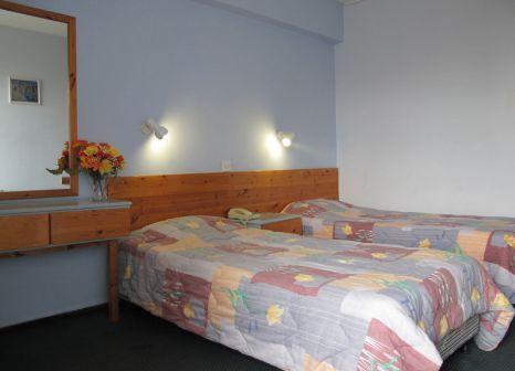 Hotelzimmer mit Mountainbike im San Remo