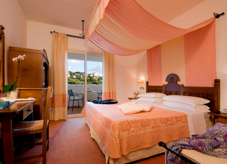 Hotelzimmer mit Tennis im Colonna Grand Hotel Capo Testa