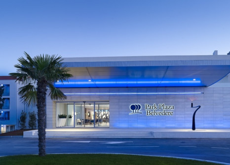 Hotel Park Plaza Belvedere Medulin günstig bei weg.de buchen - Bild von LMX International