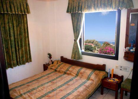 Hotelzimmer mit Golf im ILIOSTASI BEACH Apartments