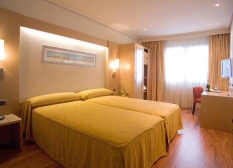 Hotelzimmer mit Golf im abba Rambla Hotel