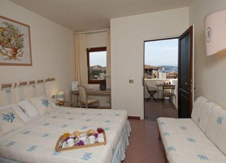 Hotelzimmer mit Tennis im Hotel Palau