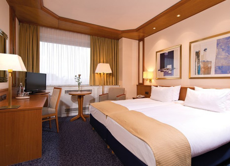 Hotelzimmer mit Sauna im Leonardo Hotel Frankfurt City South