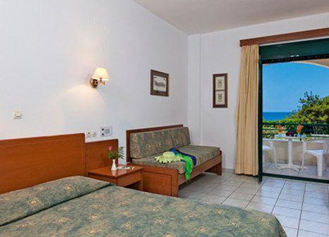Hotelzimmer mit Tischtennis im Hotel Gortyna