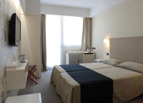 Hotelzimmer mit Tennis im Hotel Roma Tor Vergata