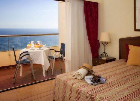 Hotelzimmer mit Fitness im Yellow Praia Monte Gordo Hotel
