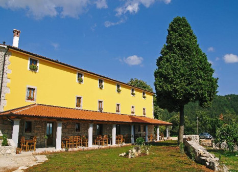 Hotel Villa Calussovo in Istrien - Bild von LMX International