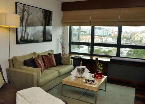 Hotelzimmer mit Sandstrand im Hotel Acores Lisboa