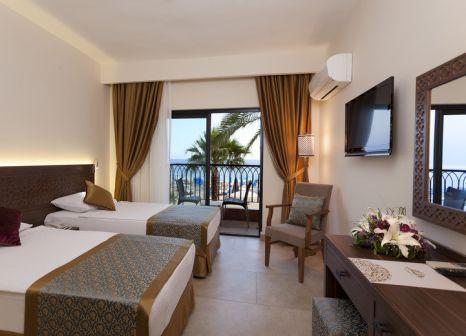 Hotelzimmer mit Paddeln im Alaaddin Beach