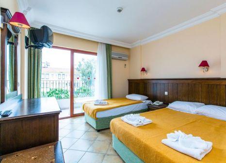 Hotelzimmer mit Tischtennis im Öz Side