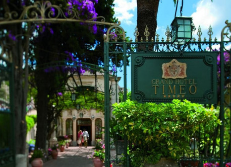 Belmond Grand Hotel Timeo in Sizilien - Bild von LMX International