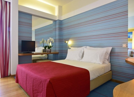 Hotelzimmer mit Golf im Pestana Dom João II