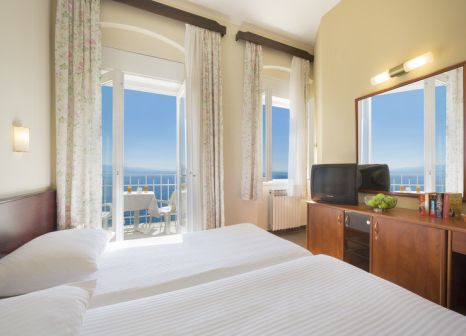 Hotelzimmer mit Kinderpool im Smart Selection Hotel Istra