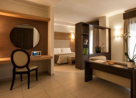 Hotelzimmer mit Tennis im Lu Hotel