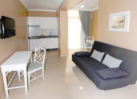 Hotelzimmer mit Tennis im RF Apartamentos Bambi