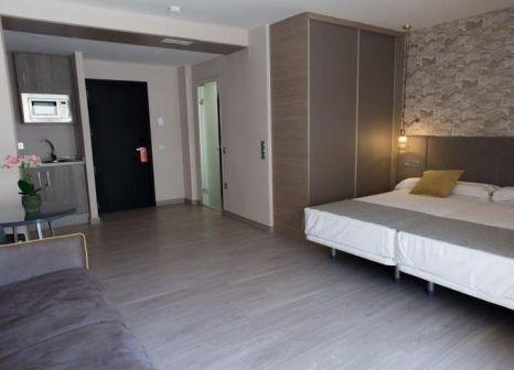 Hotelzimmer mit Mountainbike im Marbella Inn