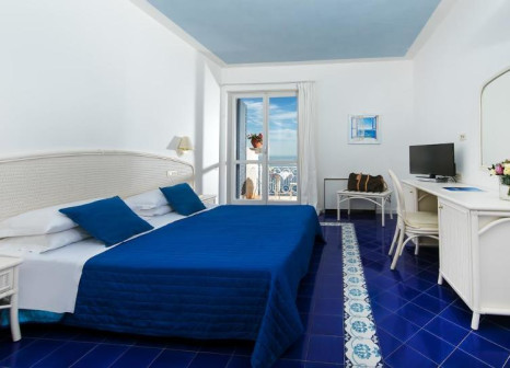 Hotelzimmer mit Mountainbike im Hotel Club Due Torri